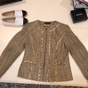 NWT tweed blazer by Jones New York